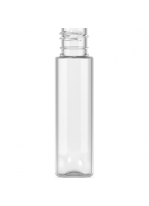 30ml Clear Plastic Bottle 20mm neck PET Plastic