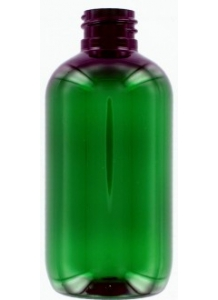 100ml zelená PET fľaša s 20mm hrdlom
