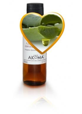 Organic Aloe Vera Leaf Juice 10:1 125ml