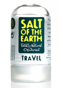 Crystal Spring Tuhý deodorant Salt of the Earth 50g