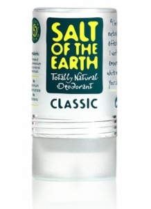 Crystal Spring Tuhý deodorant Salt of the Earth 90g