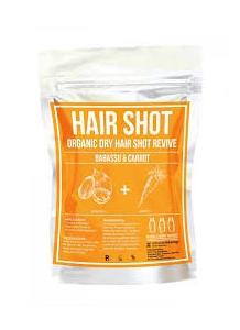 BIO Babassu & Wild Carrot Hot Oil Dry Hair Treatment