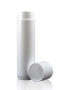 4.3g biela tuba na balzam na pery