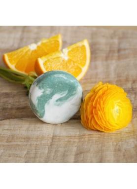 Ponio Pomaranč & eukalyptus - žihľavový šampúch