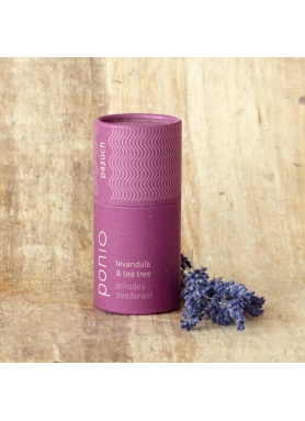 Ponio natural deodorant Lavender tea tree 75g