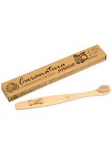 Bamboo toothbrush Junior
