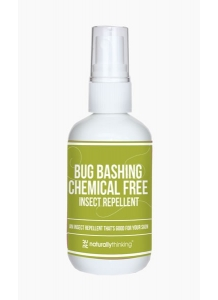 Natural Insect Repellant with SPF 5 and jojoba oil