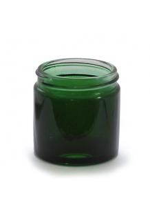 60ml sklenený zelený obal 51mm hrdlo