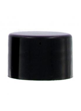 24mm čierny uzáver