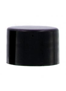24mm black cap