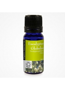 ORGANIC EUCALYPTUS ESSENTIAL OIL (CERTIFIED) 10ml