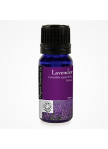 ORGANIC LAVENDER ESSENTIAL OIL (CERTIFIED) 10ml