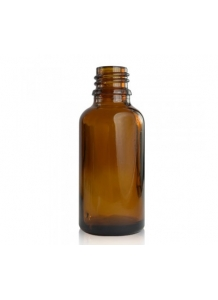 50ml Amber Glass Bottle 18mm neck