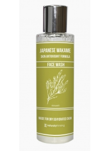 JAPANESE WAKAME ANTIOXIDANT FACE WASH