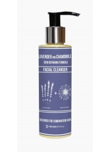 LAVENDER, CHAMOMILE & SEA BUCKTHORN CALMING CLEANSER