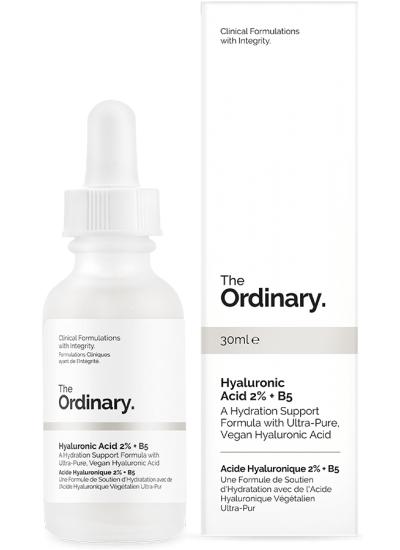 The Ordinary Kyselina Hyalurónová 2% + B5