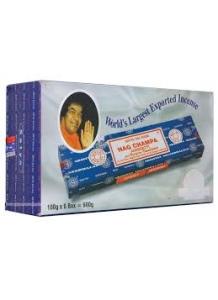 Nag Champa incense sticks 100g (Set of 6)