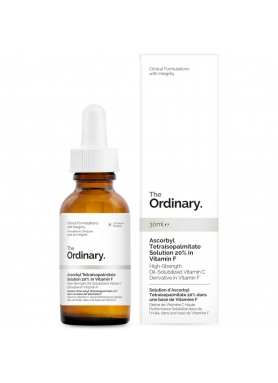 The Odinary Ascorbyl Tetraisopalmitate Solution 20% in Vitamin F 30ml