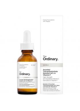 The Odinary Ascorbyl Tetraisopalmitate Solution 20% in Vitamin F 30ml