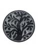Tree of Life Black Soapstone Incense Burner