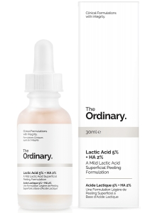 The Ordinary Lactic Acid 5% + HA 2% 30ml