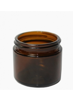 60ml Amber Glass Jar 53mm neck