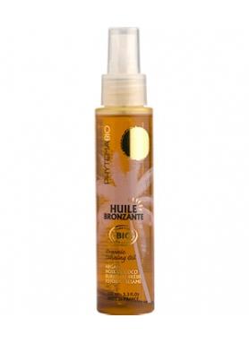3. Organická starostlivosť o pleť - Opaľovací olej Sublissime