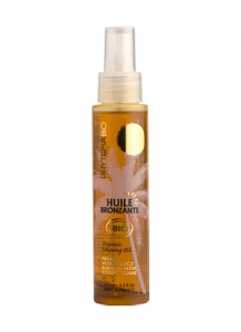 Organic tanning oil Sublissime
