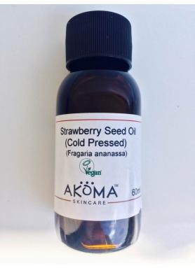 Olej z jahodových semienok 60ml