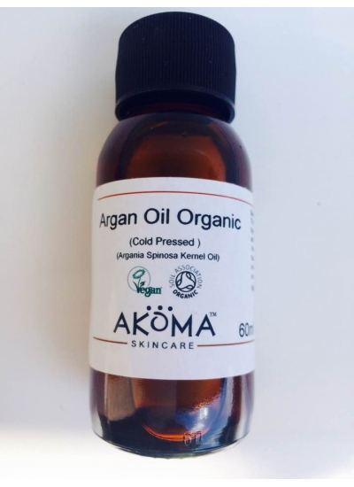 Organic Argan Oil 60ml