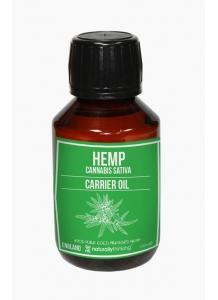 Organic Hemp carrier oil