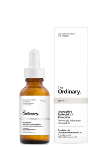 The Ordinary Granactive Retinoid 2% Emulsion (previously Advanced Retinoid 2%) 30ml