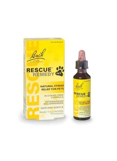 Bach Rescue Pets| Krízová esencia pre zvieratá 10ml