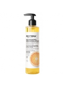PhytemaBio Positiv'hair Organic shampoo SEBUM REGULATOR 250ml