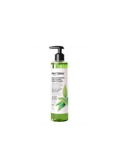 PhytemaBio Positiv'hair Organic shampoo for normal hair FORTIFYING 250ml