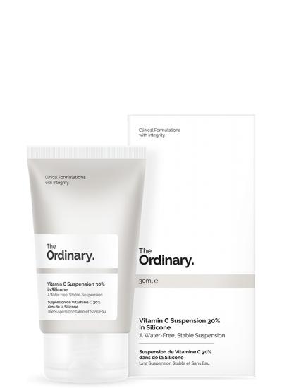 Vitamin C Suspension 30% in Silicone 30ml