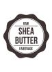 Raw Shea butter in a jar 250ml