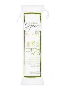 Simply Gentle Cotton Wool Pads - Pack of 100