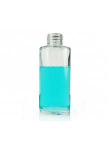 """100ml """"Beauty"""" sklenená priesvitná fľaša 24mm hrdlo"""