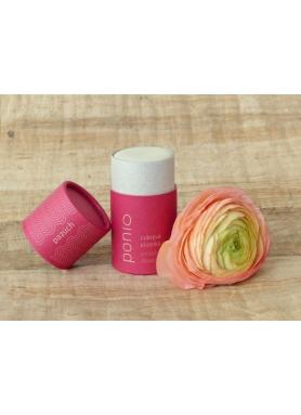 Ponio natural deodorant Sugar Peony 75g