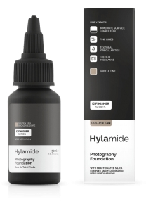 Hylamide Photography Foundation Golden 30ml
