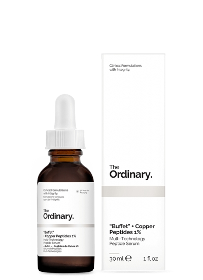 The Ordinary  Buffet + Copper Peptides 1% 30ml