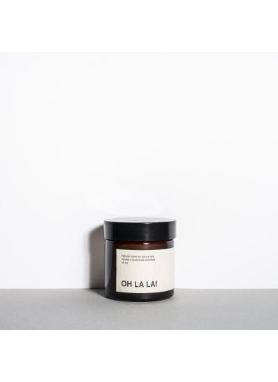 """Mylo Shea butter cream with lavender and vanilla """"Oh la la"""" 60ml"""