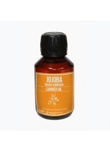 Organic Jojoba Carrier Oil, Coldpressed & Golden Offer Price