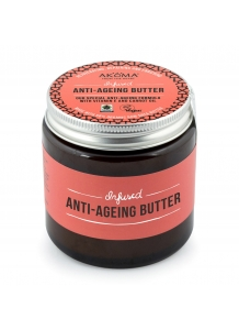 AKOMA - Infused Shea with Rosehip, Argan & our special anti-ageing formula 125ml