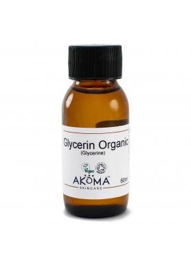 Glycerin Certified Organic (Food & Cosmetic Grade) 60ml