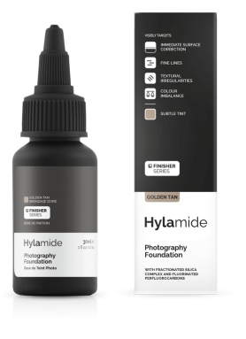 Hylamide Photography Foundation Golden 30ml