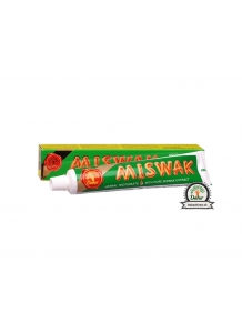 Dabur Miswak Herbal | Zubná pasta bez fluoridu 100ml