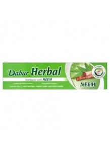 Dabur Herbal Neem Toothpaste  100ml