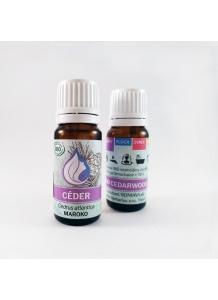 Voniava Bio cédrové drevo éterický olej 10ml
